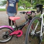 クロスバイクで7歳の子供とサイクリングに行くときの注意