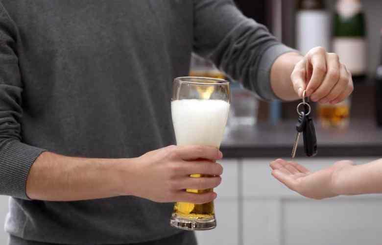 dirigir alcolizado conclusão