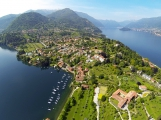 <h5>Aerial view of Bellagio</h5><p>																																		</p>