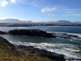 <h5>Bundoran and mountains in the background</h5><p>																	</p>