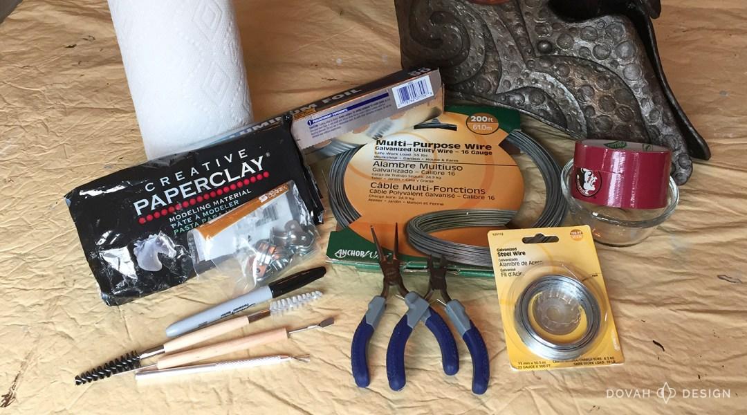 Tutorial: Crafting Custom Antlers for Cosplay