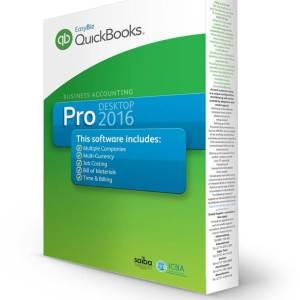 QuickBooks Professional 2016