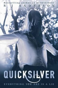 Quicksilver (Ultraviolet #2) by R.J. Anderson