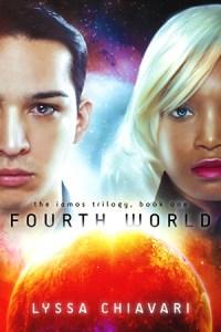 Cover for Fourth World (Iamos #1) by Lyssa Chiavari