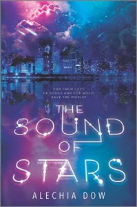 Cover for The Sound of Stars by Alechia Dow