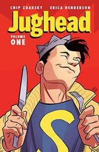 Cover for Jughead Volume 1 by Chip Zdarsky & Erica Henderson