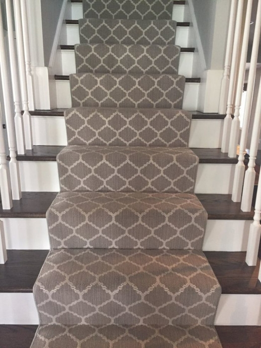 Carpet Stair Runner Carpet Runner Stair Runner   Carpet In Middle Of Stairs   Exposed Tread   Hardwood   Wood   Victorian   Popular