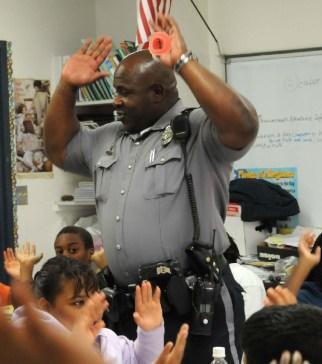 Officer Demete