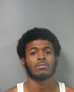 Nazmir Morris, 20 Head Start Ln., Dover, DE Charges:  Possession of MDMA Possession of Drug Paraphernalia