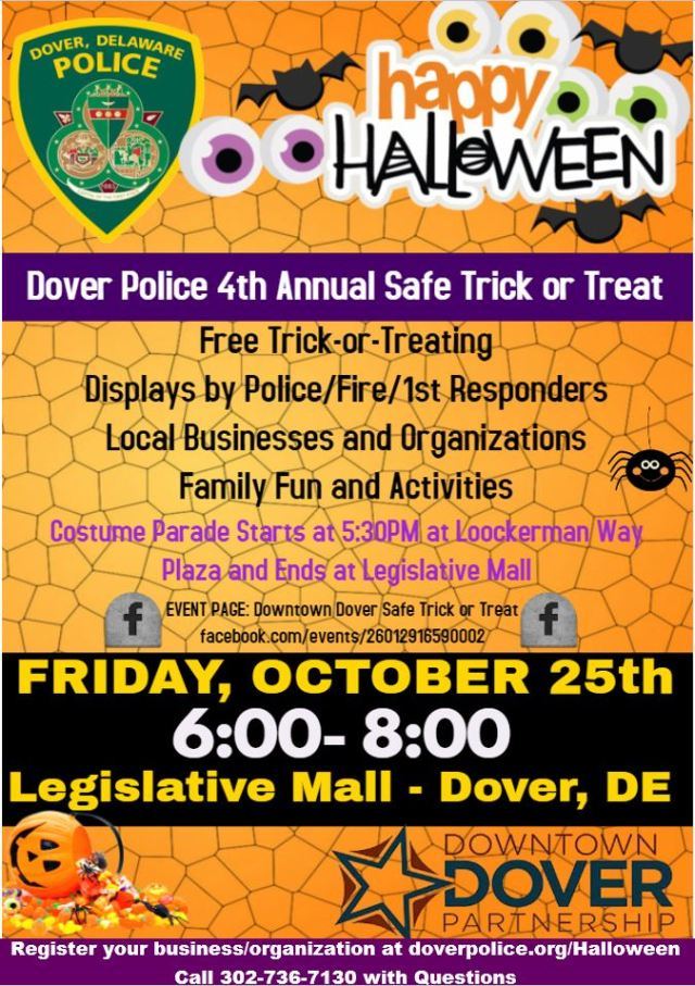 City of Dover Police Department | IN CASE OF EMERGENCY CALL 911 Non