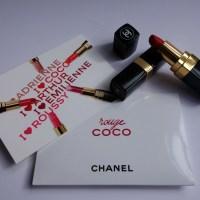 6 Days of Chanel Rouge Coco lipstick: Dimitri
