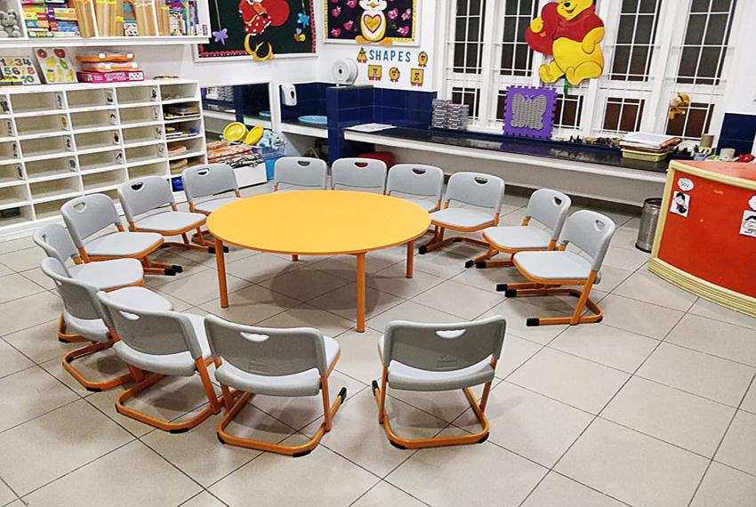 Modular Classroom Furniture for Choice School, Kerala