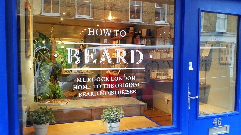 How to Beard