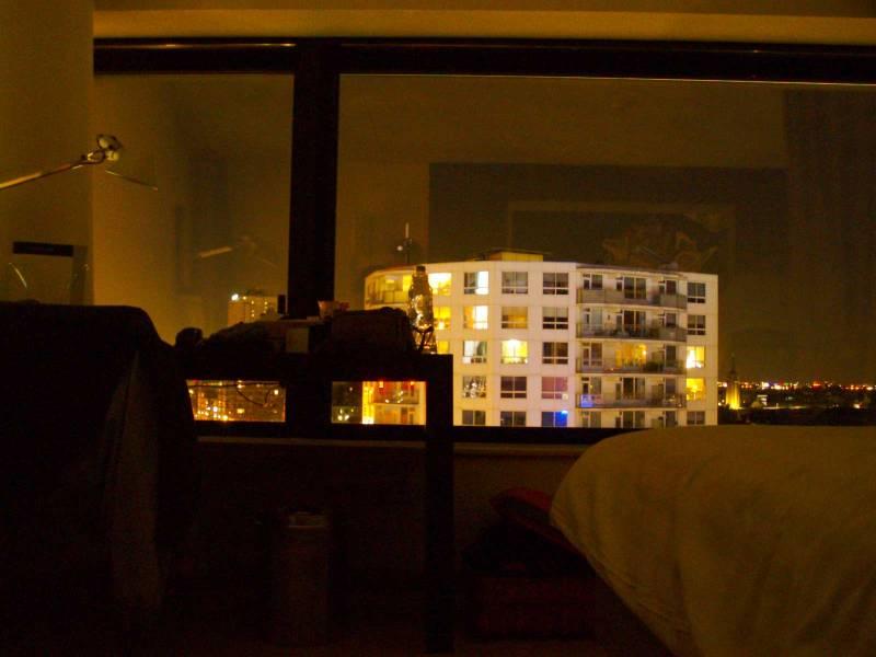 Vista da camera inntel hotel
