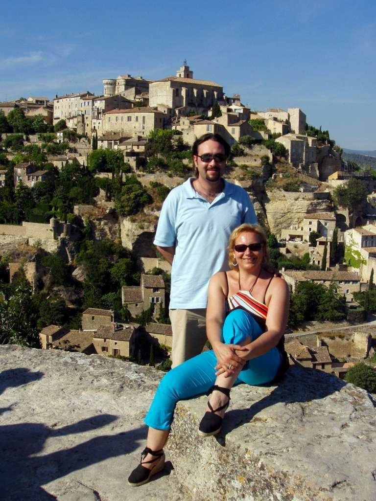 Paolo e Ornella Gordes