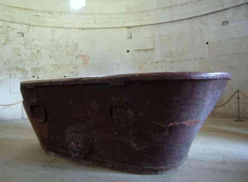 Sarcofago di Teodorico - Mausoleo di Ravenna