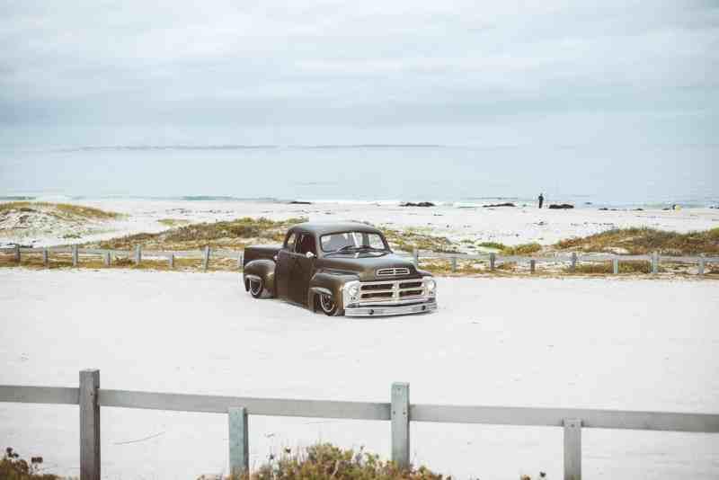 West Cosat - Vintage car