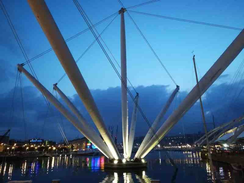 Bigo Porto Antico Genova