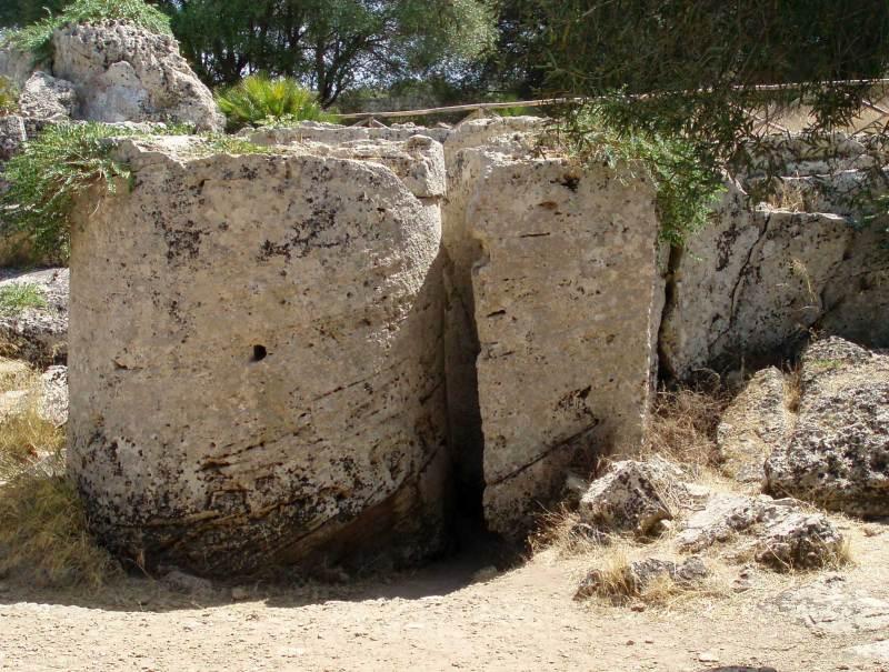 cave di cusa colonna