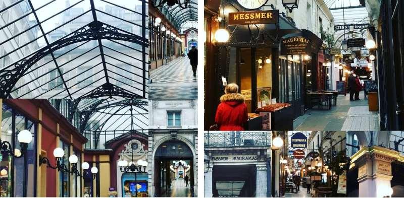 paris - covered passages