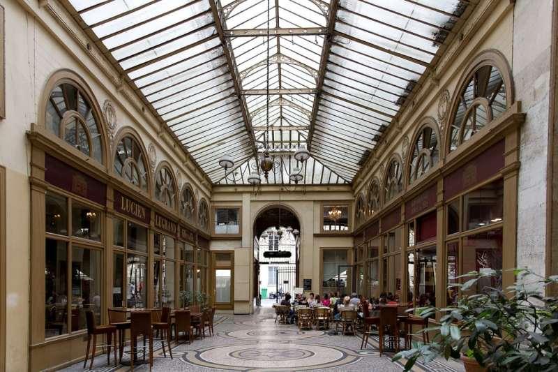 parigini passages