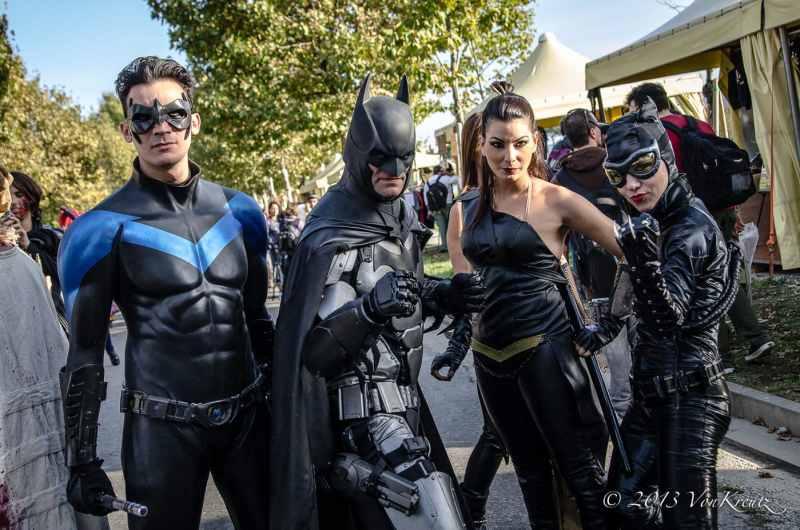 Lucca Comics Games Batman