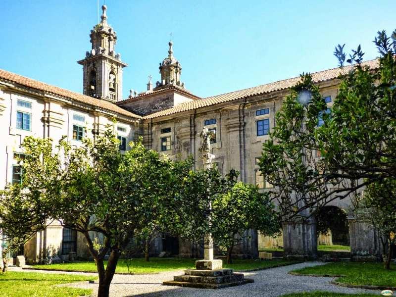 Monastery of poio