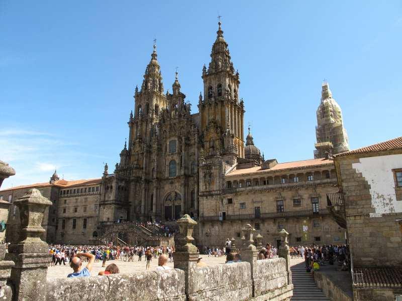 Santiago de Compostela Square