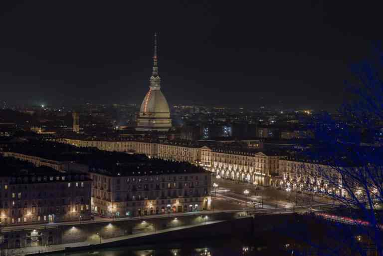 Visitare Torino