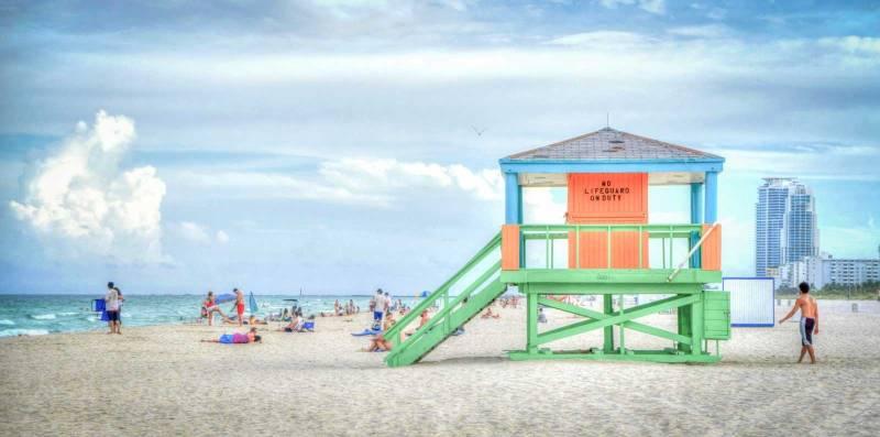 South beach - Cosa vedere a Miami