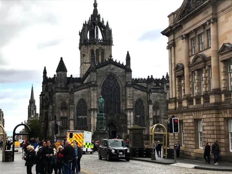 Saint Gile's Edinburgh Cathedral