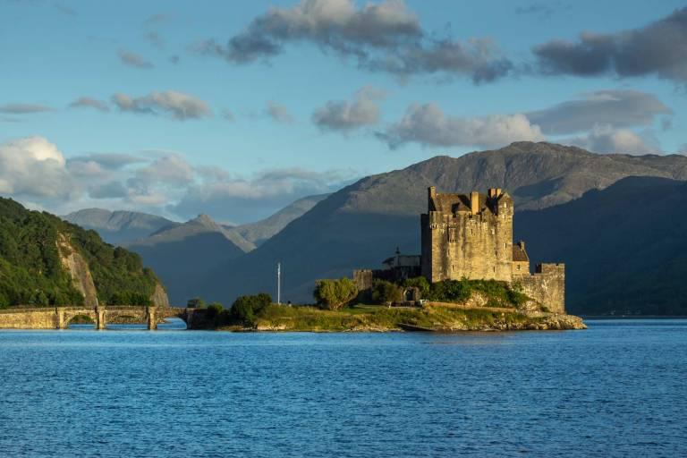 Scozia tour - Elian Donan