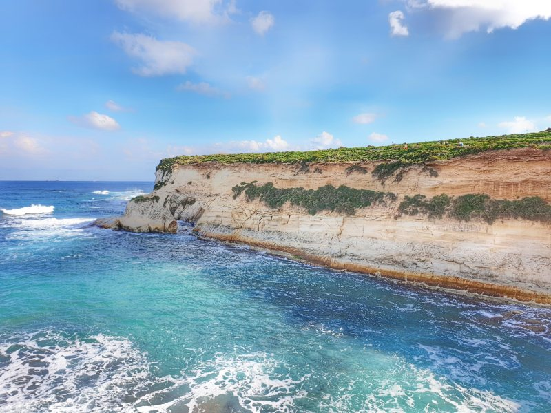 Munxar Path Cliff - Malta