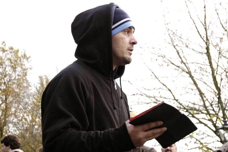religious preachers london