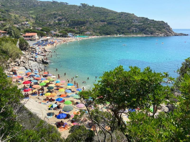 Spiaggia di Cavoli - spiaggia isola d'elba - © Simona Spinelli