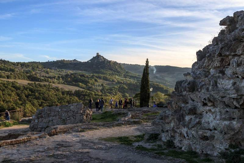 Terme romane Bagno Vignoni
