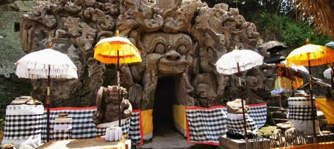 Výlet Goa Gajah