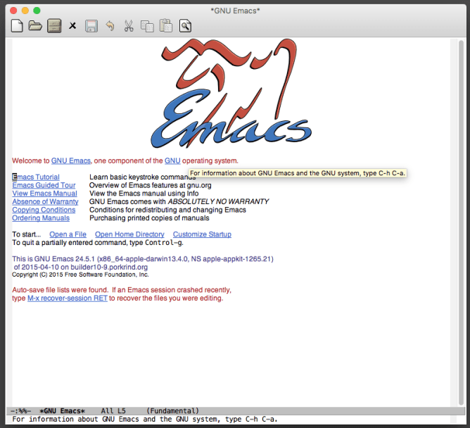 Emacs Archives - dowe io