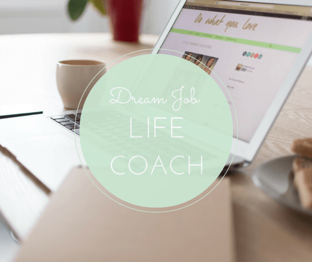 my dream job life coach