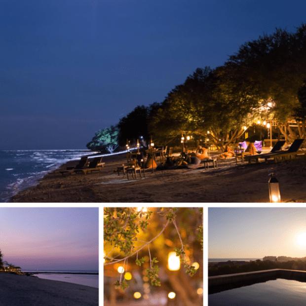 Bali la nuit