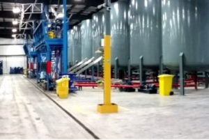 Another Interior View of Dowler-Karn lubrication Distribution Centre