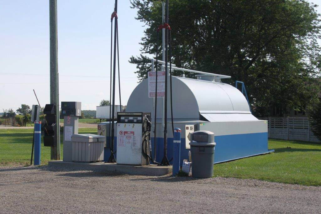 Dowler-Karn Dutton Fuel Access Centre
