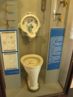 Old toilets