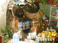 Berber fridge, Ourika Valley, Morocco