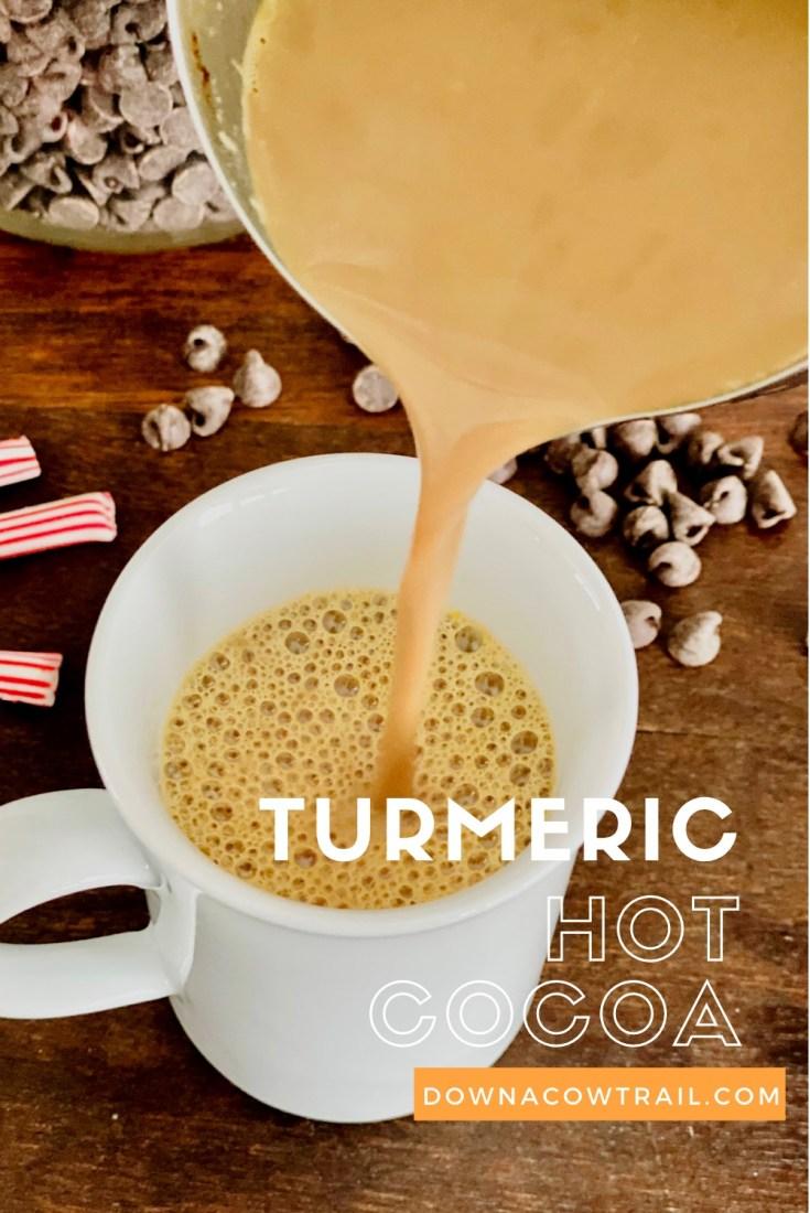 Turmeric Hot Cocoa