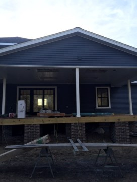 Siding is DONE!