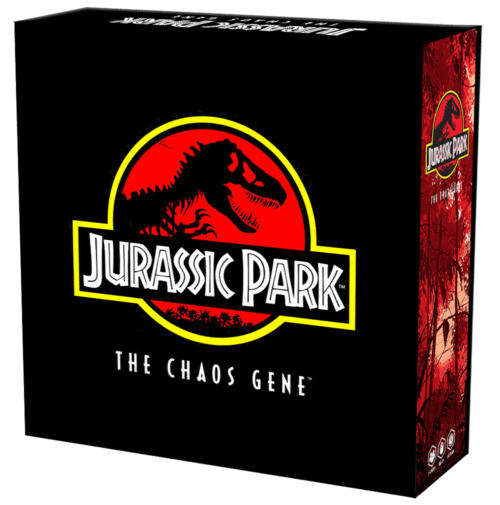 Jurassic Park The Chaos Engine