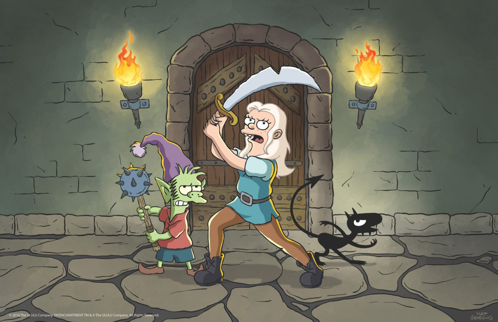 Watch Disenchantment on Netflix