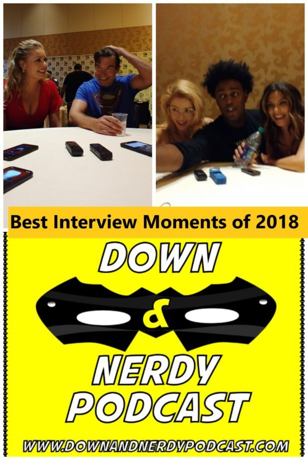 Best Interview Moments of 2018