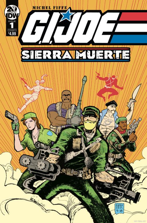 G.I. Joe Sierra Muerte #1